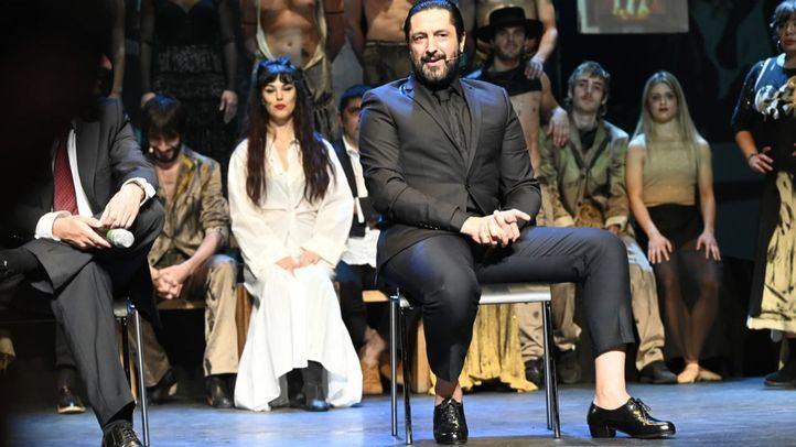 Rafael Amargo defiende su inocencia y mantiene su espectáculo 'Yerma'
