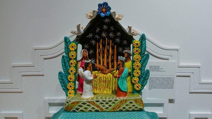 La Casa de México celebra la Navidad con 'Tradición y actualidad en los nacimientos mexicanos'
