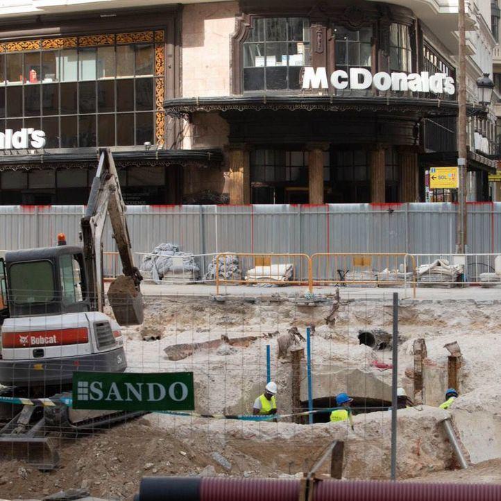 La estación de Metro de Gran Vía reabrirá en verano de 2021