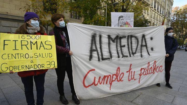 Los vecinos piden el traslado del centro de salud de Alameda a Gobernador