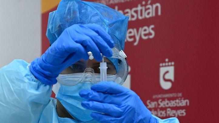 Madrid notifica 1.474 casos, 574 en las últimas 24 horas, y 8 fallecidos