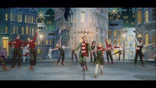 Spot de El Corte Inglés para la Navidad 2020