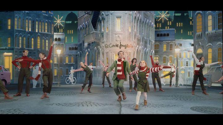 """El Corte Inglés lanza su spot de Navidad """"La canción de los elfos"""" en clave de cuento"""