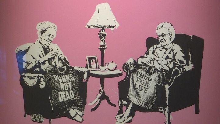 Llega 'Banksy. The Street is a Canvas'