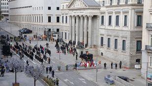 Acto conmemorativo en el Congreso de los Diputados por el Día de la Constitución