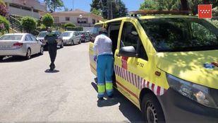 Muere un hombre sin hogar que estaba siendo atendido por los servicios sociales en Villalba