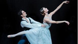 'Giselle' en el teatro de La Zarzuela