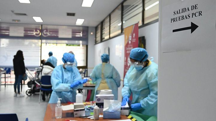 Los test de antígenos llegan a partir del miércoles a otras seis zonas básicas de salud