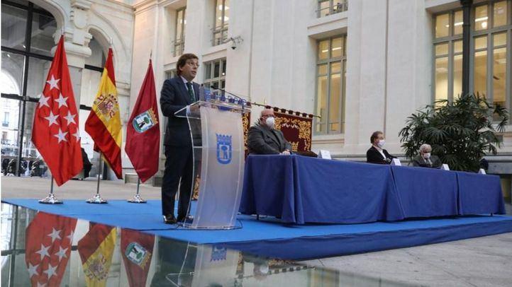 Madrid acuerda con patronal y sindicatos un Plan de Empleo dotado con 2.000 millones para reactivar la economía