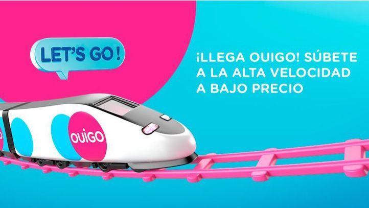 Ouigo vende hasta 1.000 billetes por hora para su nuevo servicio entre Madrid y Barcelona