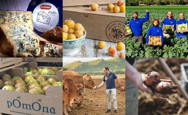 BBVA premia a los mejores productores sostenibles de España
