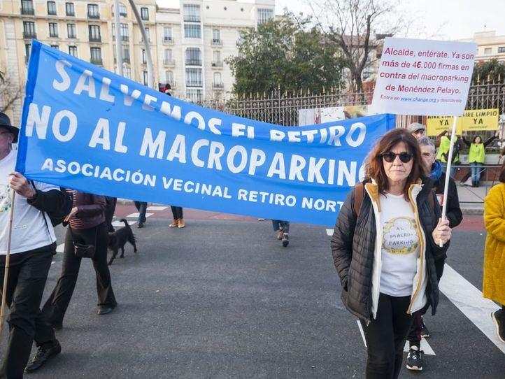 El Ayuntamiento no descarta la construcción del parking en Menéndez Pelayo