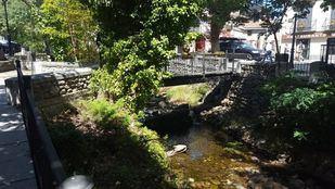 Arroyo de Artiñuelo en verano