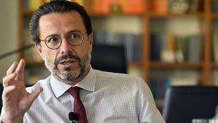 El consejero de Hacienda y Función Pública de la Comunidad de Madrid, Javier Fernández-Lasquetty