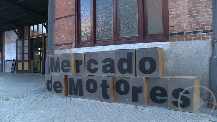 Vuelve el Mercado de Motores al Museo del Ferrocarril