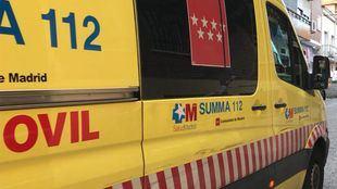 Herido grave un hombre de 68 años en el incendio de una vivienda en Aranjuez