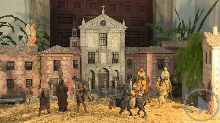 Reabre el belén del Real Monasterio de la Encarnación