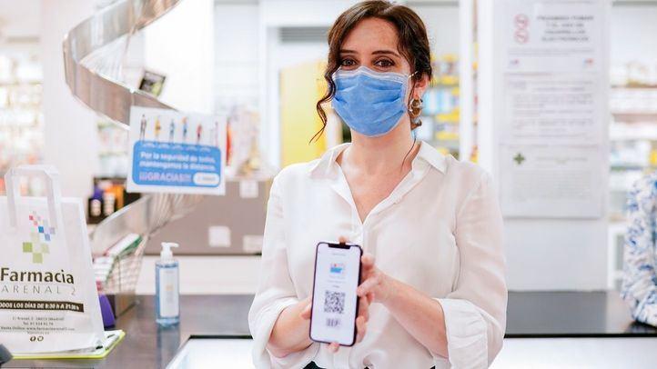 La tarjeta sanitaria virtual está accesible desde este lunes con los test Covid