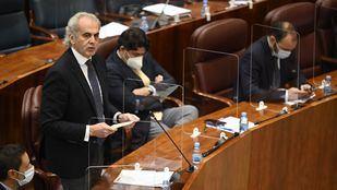 Madrid vuelve a solicitar autorización para hacer test de antígenos en farmacias