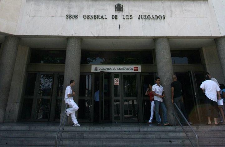 Sede General de los Juzgados de Madrid (Juzgados de Plaza de Castilla)