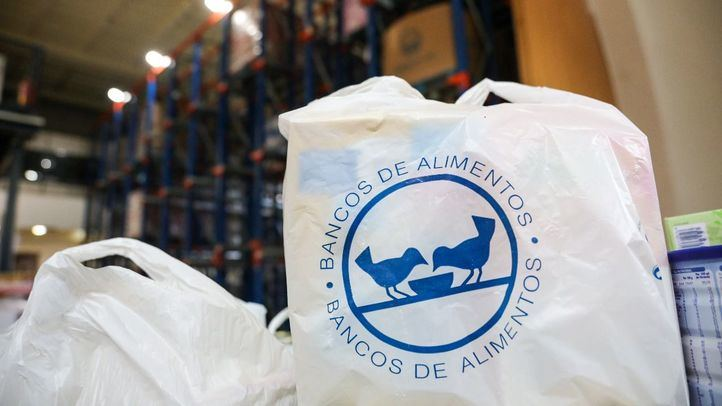 Banco de Alimentos de Madrid, una de las ONG premiadas por BBVA Asset Management.