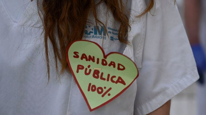 2020, el año que puso a prueba a la Sanidad madrileña