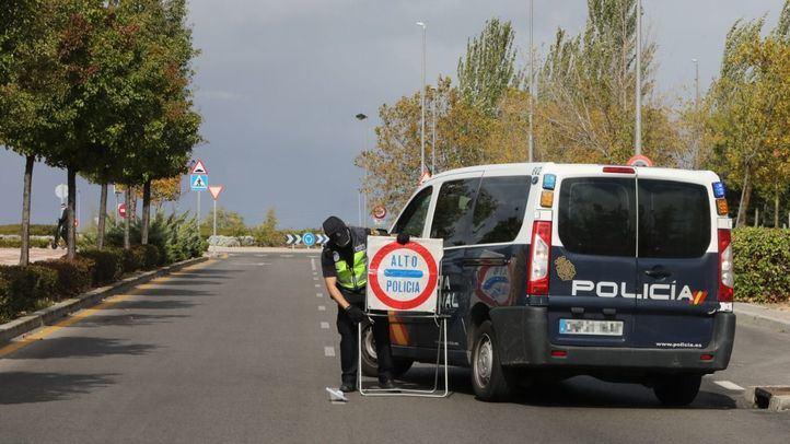 El último cierre perimetral de la región deja 186 detenidos y 2.728 propuestas de sanción