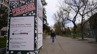 Vuelve la Feria Mercado de Artesanía hasta el 5 de enero