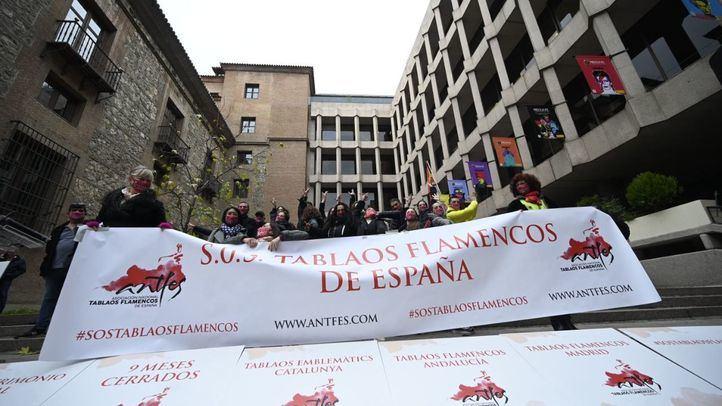 El flamenco agoniza: los tablaos se unen para reivindicar