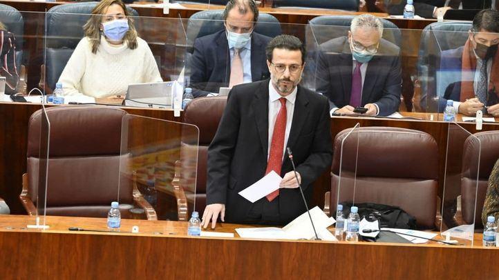 Montero carga contra la política fiscal de Madrid y Lasquetty responde defendiendo el