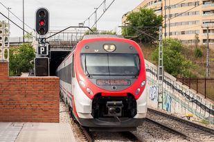 Tren de Cercanías de la Linea C-4
