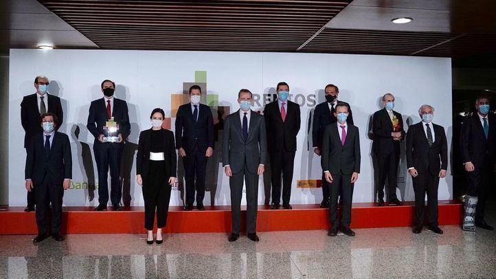 CEIM premia a Álvarez Gómez, Iberia e Ifema por su contribución al desarrollo económico y social de la región