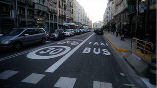 Peatonalización, bicis y el cambio climático: la movilidad en 2020