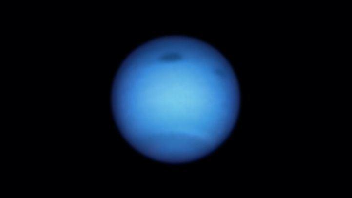 Los secretos de la oscura tormenta de Neptuno