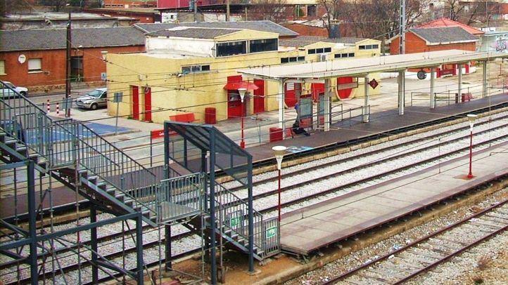 Estación de cercanías de Getafe Industrial