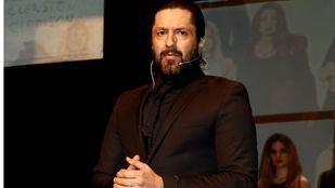 Rafael Amargo, durante una rueda de prensa