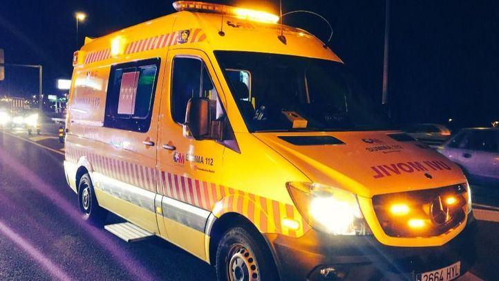 Un vehículo de emergencias, en una imagen de archivo.