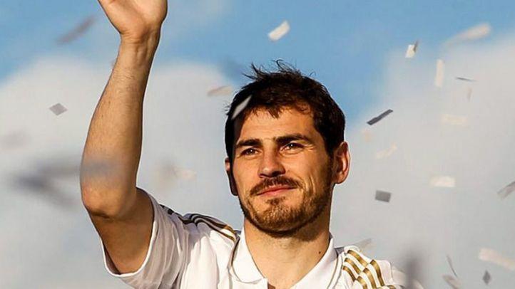 Iker Casillas se incorpora a la Fundación Real Madrid