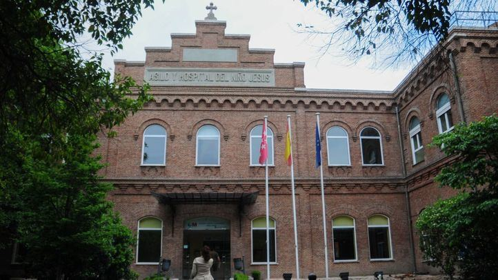 Edificio del hospital Niño Jesús.