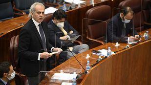 Ruiz Escudero avanza que nuevas zonas básicas de salud contarán con restricciones