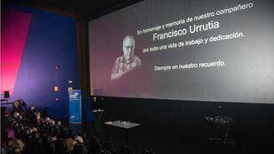 Acto homenaje a las personas de FCC Medio Ambiente en la delegación Madrid