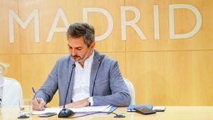 Pepe Aniorte, delegado de Familias, Igualdad y Bienestar Social.