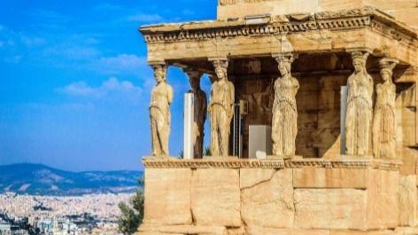 Descubre la Acrópolis y las demás reliquias de la cultura griega en Atenas