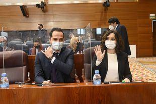 Fin de un año político marcado por la pandemia, algunas dimisiones y muchos rumores