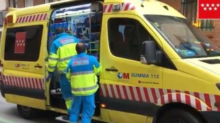 Herido grave tras precipitarse desde 10 metros de altura en un rocódromo