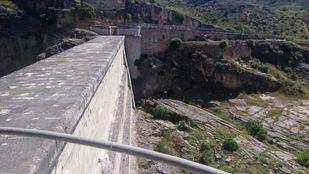La Policía Nacional halla el cadáver de un hombre en la presa del Pontón de la Oliva