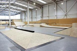 El Skate Park cubierto más grande de España está en Santander