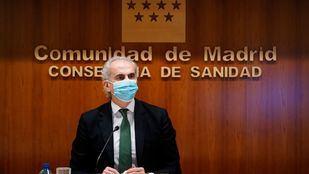 Escudero prevé más casos de la nueva variante del virus