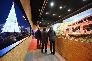 Planes navideños para disfrutar en Madrid