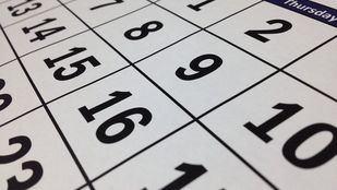 Calendario laboral de Madrid para 2021